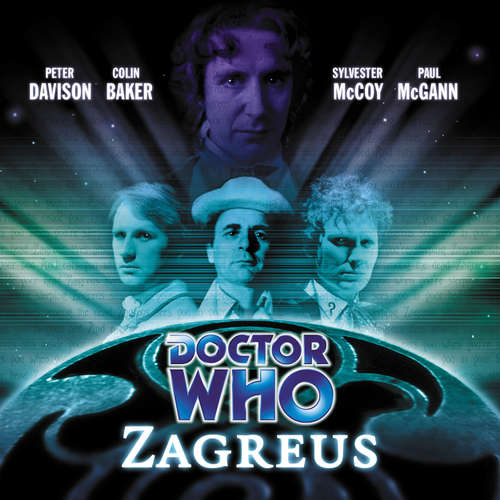 Audiobook Doctor Who, Main Range, 50: Zagreus - Alan Barnes - Peter Davison