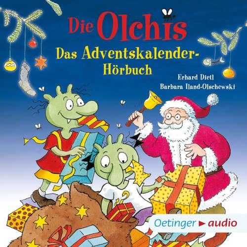 Die Olchis, Das Adventskalender-Hörbuch