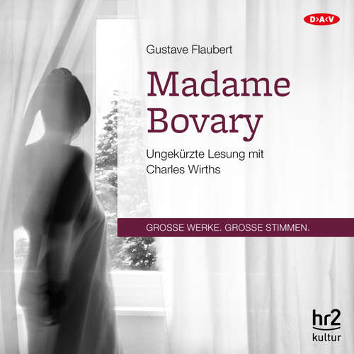 Hoerbuch Madame Bovary - Gustave Flaubert - Charles Wirths