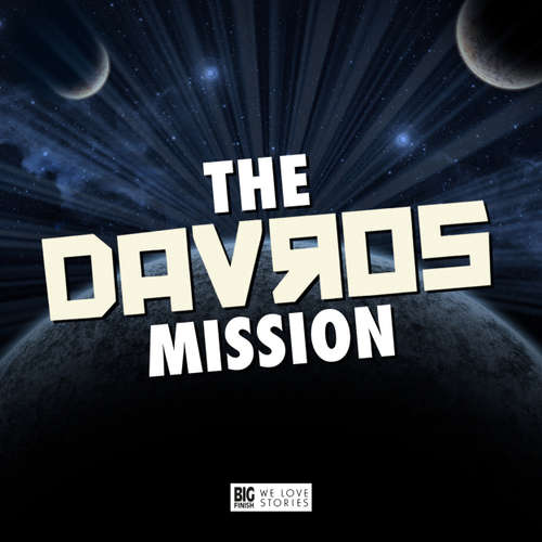 Audiobook I, Davros, Series 2, The Davros Mission - Nicholas Briggs - Terry Molloy