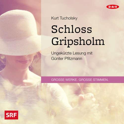 Hoerbuch Schloss Gripsholm - Kurt Tucholsky - Günter Pfitzmann