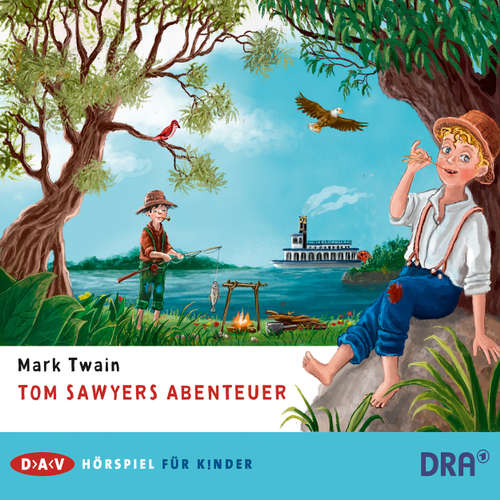 Hoerbuch Tom Sawyers Abenteuer (Hörspiel) - Mark Twain - Martin Seifert