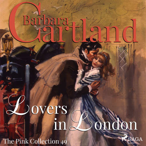 Audiobook Lovers in London - The Pink Collection 49 - Barbara Cartland - Anthony Wren