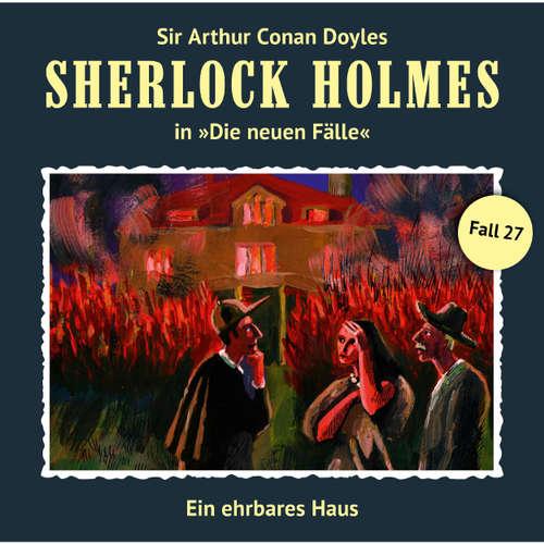 Sherlock Holmes, Die neuen Fälle, Fall 27: Ein ehrbares Haus