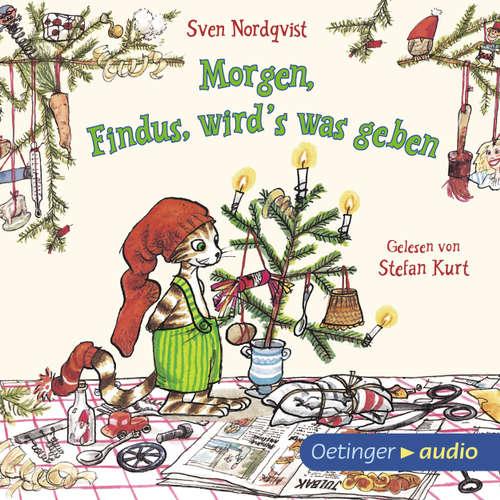 Hoerbuch Morgen, Findus, wird's was geben - Sven Nordqvist - Stefan Kurt