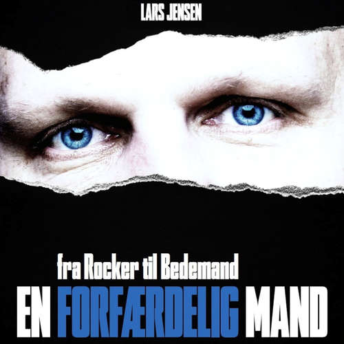 Audiokniha En forfærdelig mand - fra Rocker til Bedemand - Lars Jensen - Jesper Borup