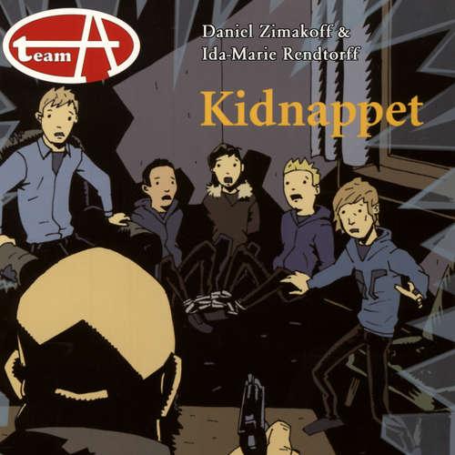Audiokniha Kidnappet - Daniel Zimakoff - Mikkel Bay Mortensen
