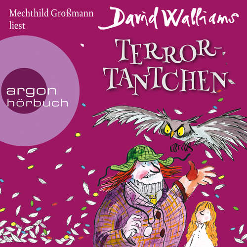 Hoerbuch Terror-Tantchen - David Walliams - Mechthild Großmann