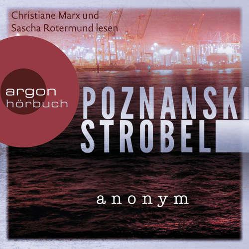 Hoerbuch Anonym - Ursula Poznanski - Christiane Marx