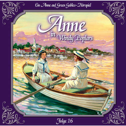 Hoerbuch Anne auf Green Gables, Folge 16: Abschied von Summerside - Lucy Maud Montgomery - Marie Bierstedt