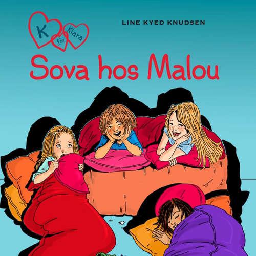 Audiokniha Sova hos Malou - K för Klara 4 - Line Kyed Knudsen - Linnea Stenbeck