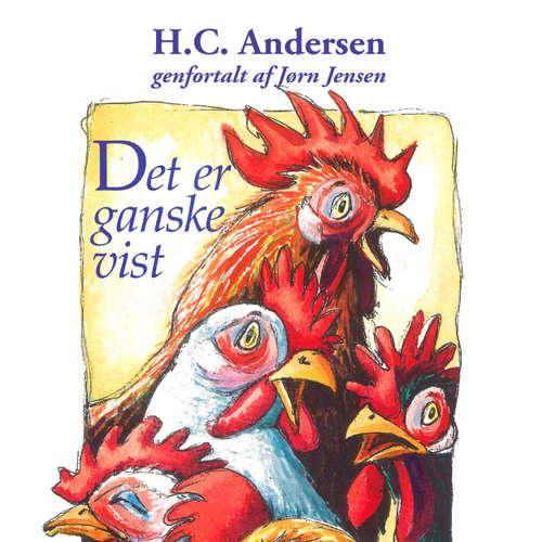 Audiokniha Det er ganske vist - H. C. Andersen - Dianna Vangsaa