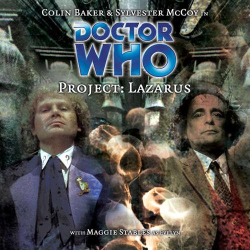 Audiobook Doctor Who, Main Range, 45: Project: Lazarus - Cavan Scott - Colin Baker