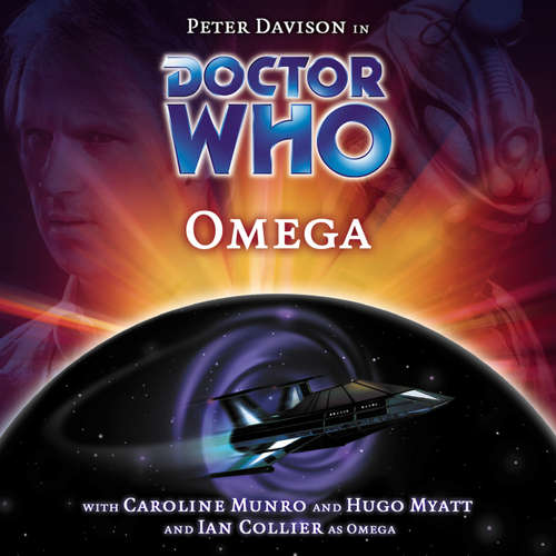 Audiobook Doctor Who, Main Range, 47: Omega - Nev Fountain - Peter Davison
