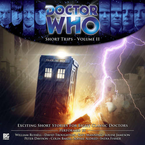 Audiobook Doctor Who, Vol. 2: Short Trips - Niall Boyce - William Russell