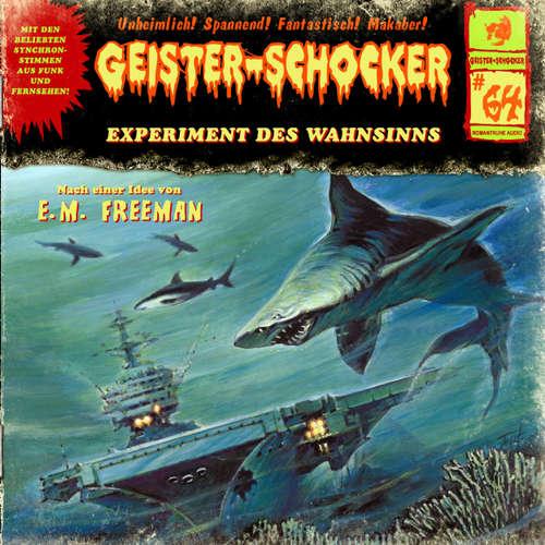 Geister-Schocker, Folge 64: Experiment des Wahnsinns