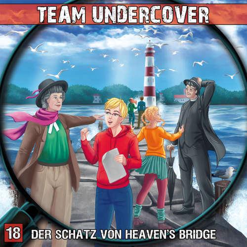 Hoerbuch Team Undercover, Folge 18: Der Schatz von Heaven's Bridge - Markus Topf - Patrick Mölleken