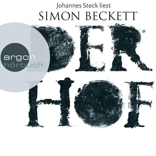 Hoerbuch Der Hof - Simon Beckett - Simon Jäger