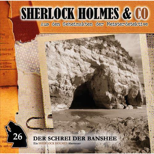 Hoerbuch Sherlock Holmes & Co, Folge 26: Der Schrei der Banshee (Episode 1) - Oliver Fleischer - Charles Rettinghaus