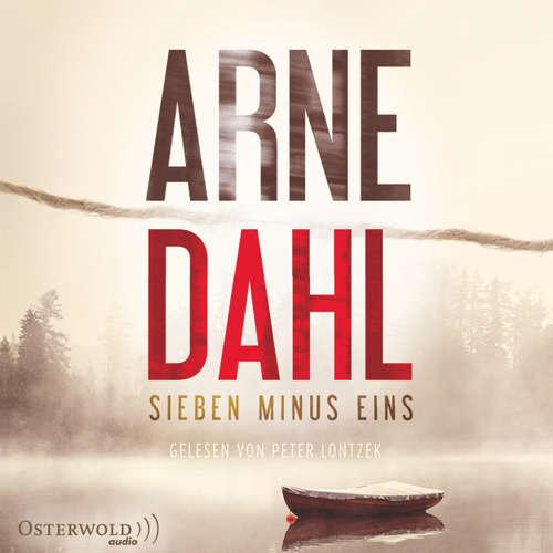Hoerbuch Berger & Blom, Folge 1: Sieben minus Eins - Arne Dahl - Peter Lontzek