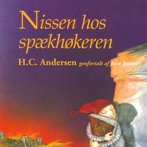 Audiokniha Nissen hos spækhøkeren - H. C. Andersen - Susanna Hartmann