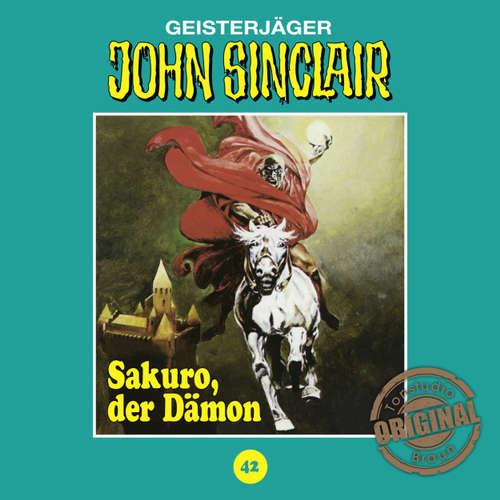 Hoerbuch John Sinclair, Tonstudio Braun, Folge 42: Sakuro, der Dämon - Jason Dark -  Diverse