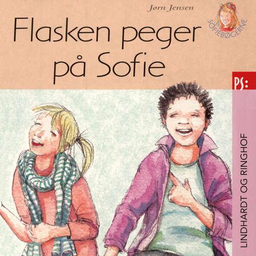 Audiokniha Flasken peger på Sofie - Jørn Jensen - Esther Rützou