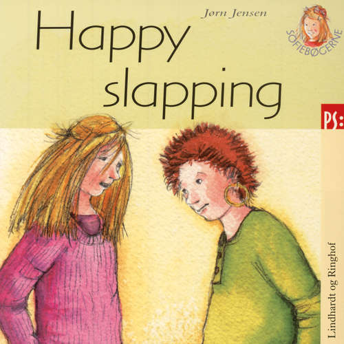 Audiokniha Happy Slapping - Jørn Jensen - Esther Rützou