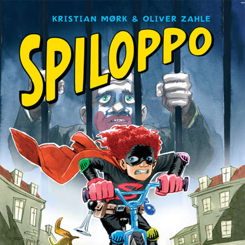 Audiokniha Spiloppo: Ingen tager en klovn alvorligt - Oliver Zahle - Paul Becker