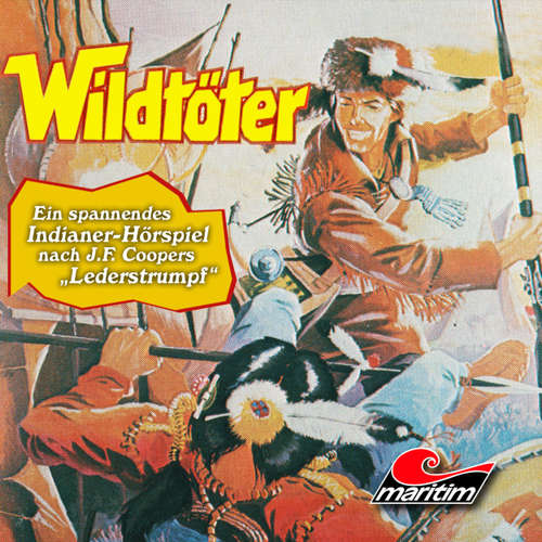 Hoerbuch Wildtöter - J. F. Cooper -  Diverse
