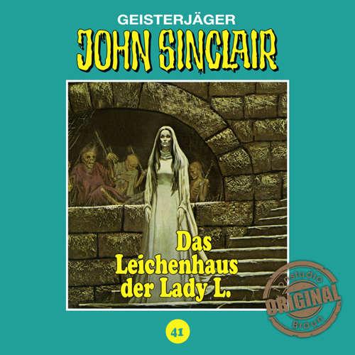 Hoerbuch John Sinclair, Tonstudio Braun, Folge 41: Das Leichenhaus der Lady L. - Jason Dark -  Diverse