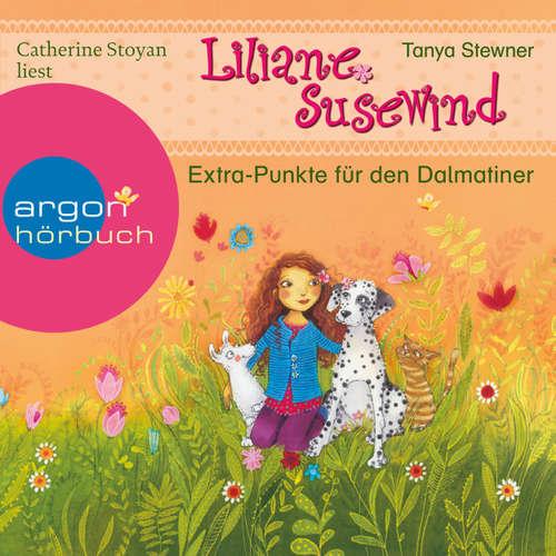 Hoerbuch Liliane Susewind - Extra-Punkte für den Dalmatiner - Tanya Stewner - Catherine Stoyan