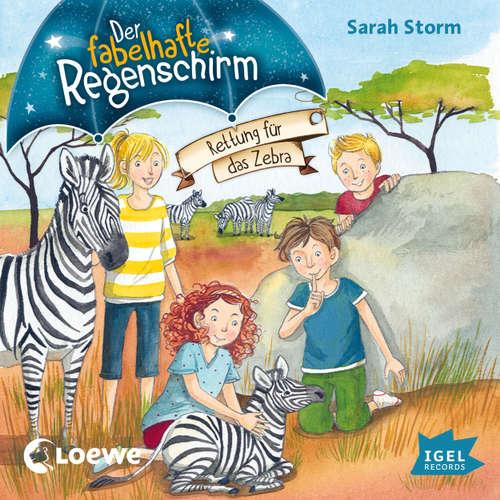 Der fabelhafte Regenschirm: Rettung für das Zebra