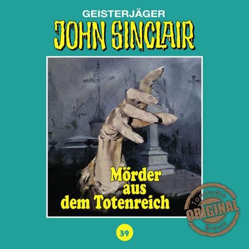 Hoerbuch John Sinclair, Tonstudio Braun, Folge 39: Mörder aus dem Totenreich - Jason Dark -  Diverse