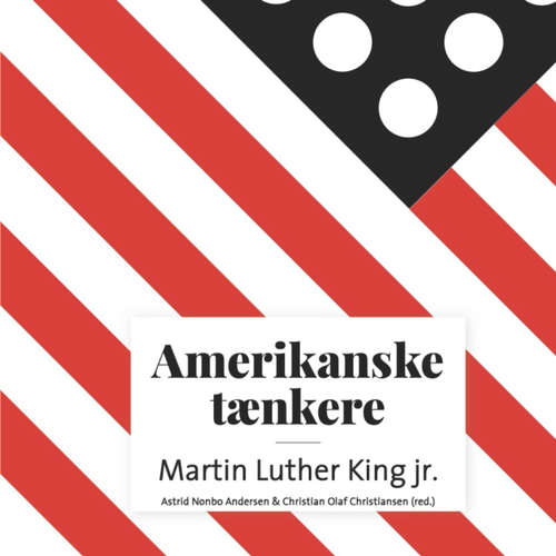 Amerikanske taenkere - Martin Luther King jr.