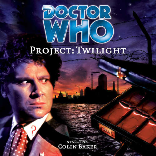 Audiobook Doctor Who, Main Range, 23: Project: Twilight - Mark Wright - Colin Baker