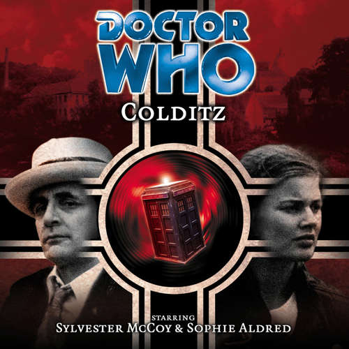 Audiobook Doctor Who, Main Range, 25: Colditz - Steve Lyons - Sylvester McCoy