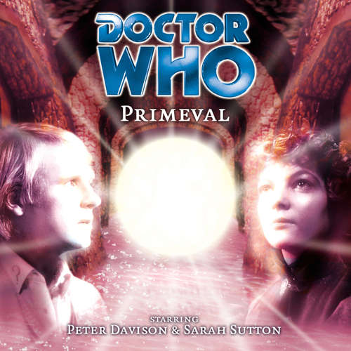 Audiobook Doctor Who, Main Range, 26: Primeval - Lance Parkin - Peter Davison