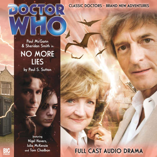 Audiobook Doctor Who - The 8th Doctor Adventures, Series 1, 6: No More Lies - Paul Sutton - Paul McGann