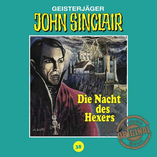 Hoerbuch John Sinclair, Tonstudio Braun, Folge 38: Die Nacht des Hexers - Jason Dark -  Diverse