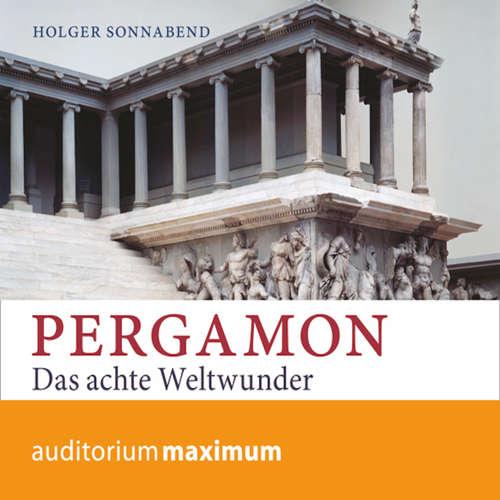 Hoerbuch Pergamon - Holger Sonnabend - Wolfgang Schmidt
