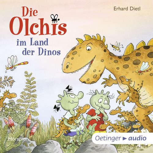 Hoerbuch Die Olchis im Land der Dinos - Erhard Dietl - Wolf Frass