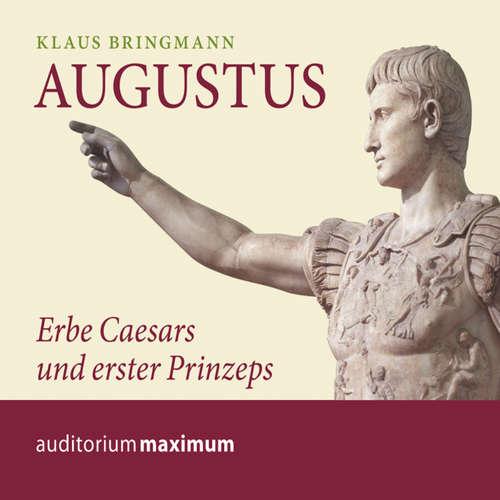 Hoerbuch Augustus - Klaus Bringmann - Wolfgang Schmidt
