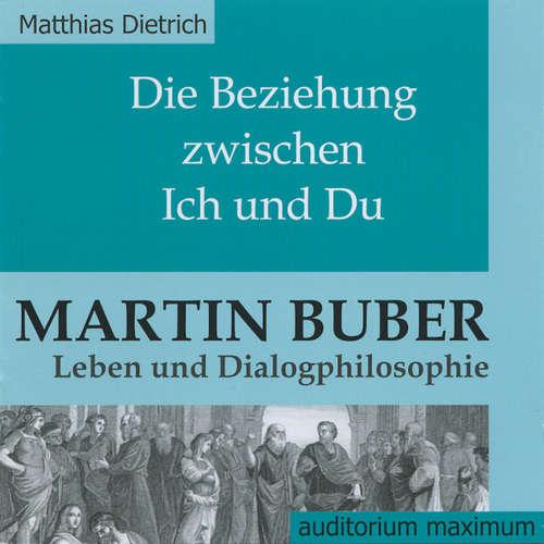 Hoerbuch Die Beziehung zwischen Ich und Du - Matthias Dietrich - Michael Hametner