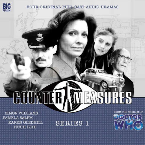 Audiobook Counter-Measures, 1, 1 - Paul Finch - Simon Williams
