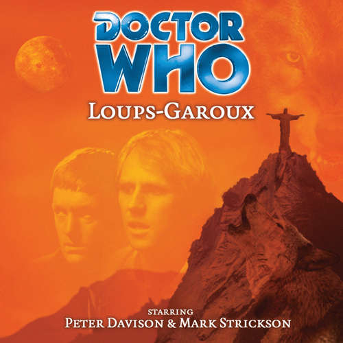 Audiobook Doctor Who, Main Range, 20: Loups-Garoux - Marc Platt - Peter Davison