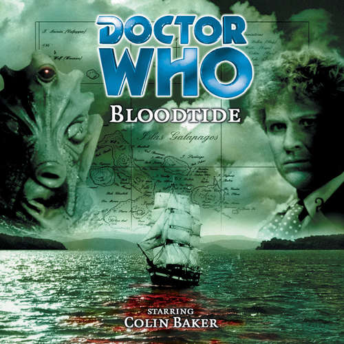Audiobook Doctor Who, Main Range, 22: Bloodtide - Jonathan Morris - Colin Baker