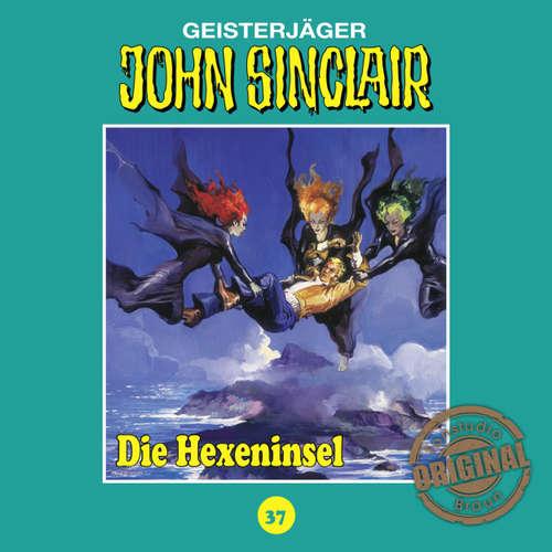 John Sinclair, Tonstudio Braun, Folge 37: Die Hexeninsel. Teil 2 von 2