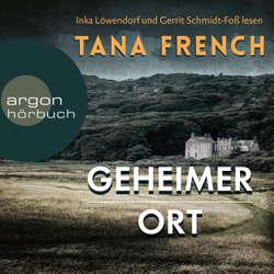 Geheimer Ort - Tana French (Hoerbuch)
