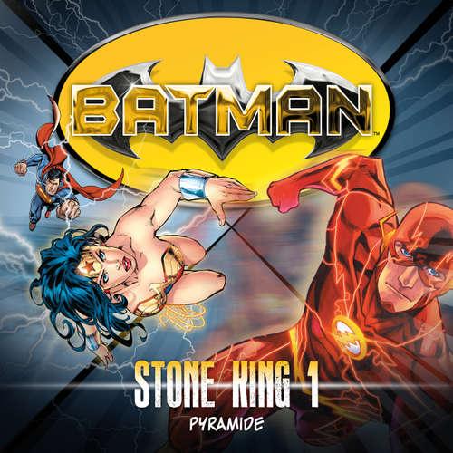 Hoerbuch Batman, Stone King, Folge 1: Pyramide - Alan Grant - K.Dieter Klebsch